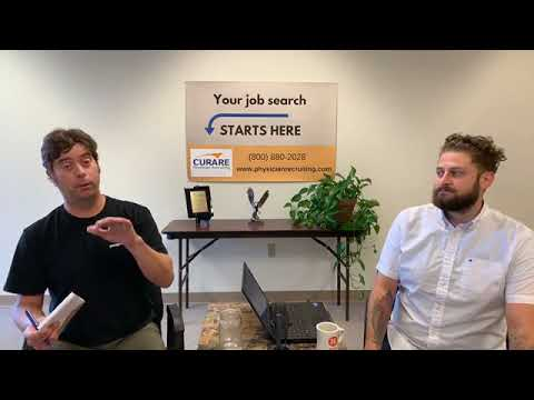 Coffee with Curare: Summer Job Blitz | Curare Physician