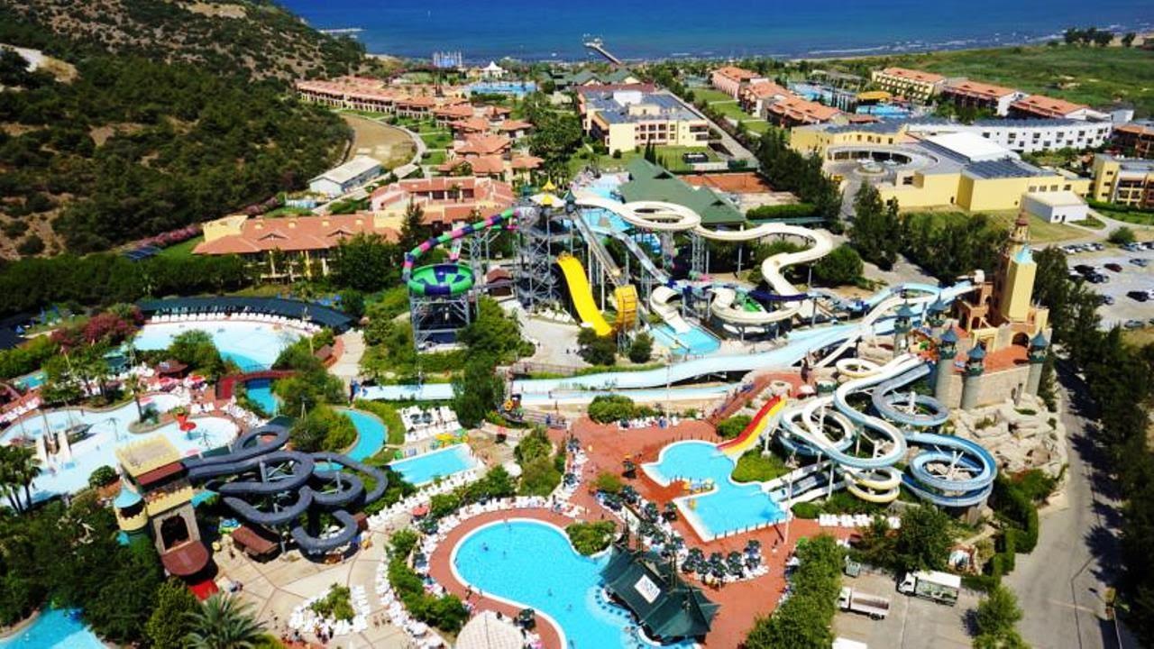 Aqua fantasy aquapark hotel spa all inclusive for 5 star family all inclusive resorts