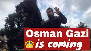 Burak Özçivit is ready for the Resurrection Osman
