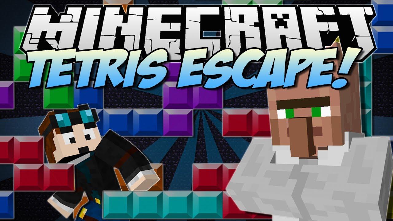 1 7 5] [Mini-Game] [70,000+ Downloads] Tetris Escape - Maps