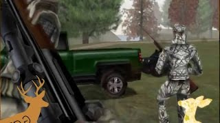 Deer Hunter 5 Multiplayer HUNT !