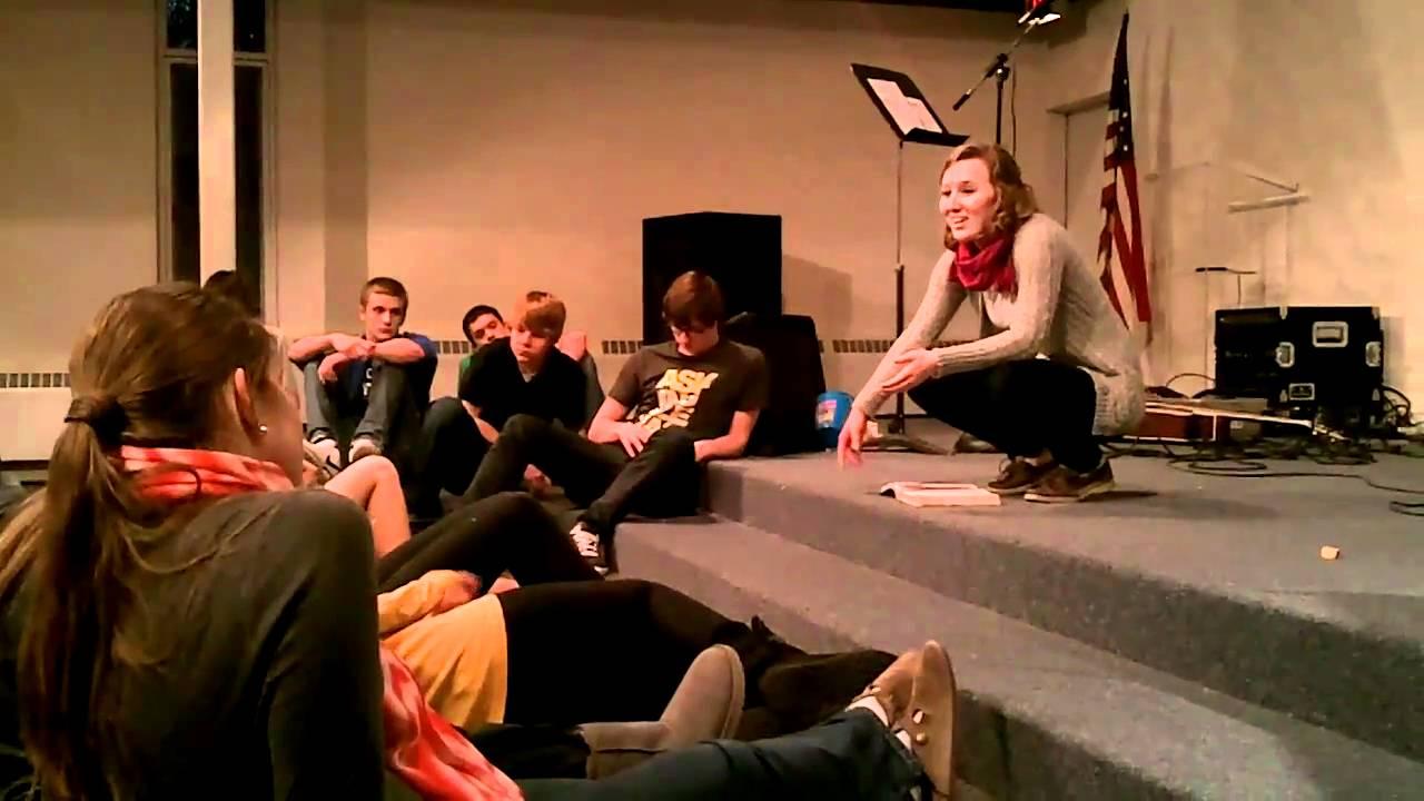 John 8:1-11 Young Life Moline Club Talk