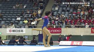 2016 KITAMURA Chiho 北村知穗 Synchronized Floor Music