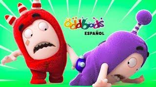 Dibujos Animados | Oddbods - Propenso a Accidentes | Caricaturas Graciosas para Niños