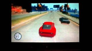 GTA IV on Intel GMA 4500MHD [Very Playable must watch!! HD]