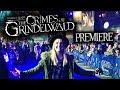 FANTASTIC BEASTS: THE CRIMES OF GRINDELWALD UK PREMIERE VLOG!