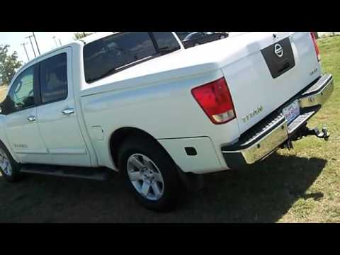 2005 Nissan Titan - Red River Auto Group