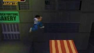 [PSX] Jackie Chan Stuntmaster - CHINATOWN - Level 1