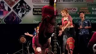 LEBANG DANCE || DANCING BY:- KHERENGBAR MUKUMU BODOL|| 2018
