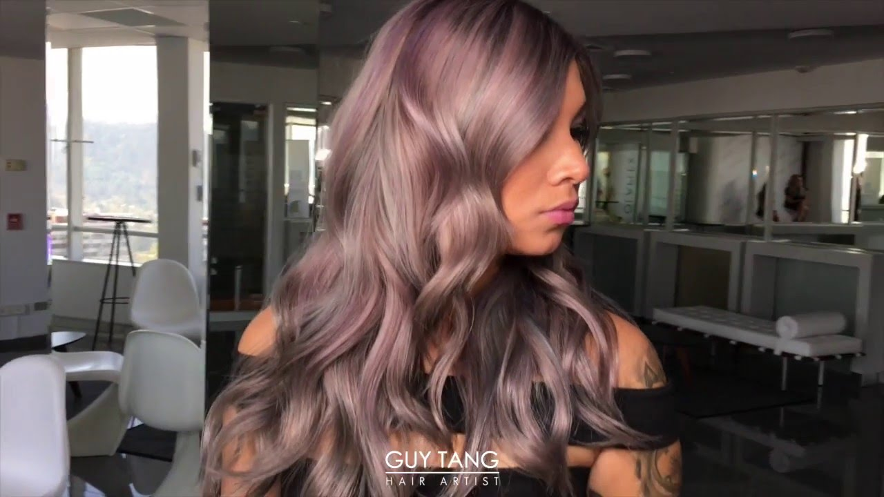 Color Changing Metallic Hair