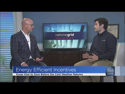 National Grid shares energy efficiency incentives