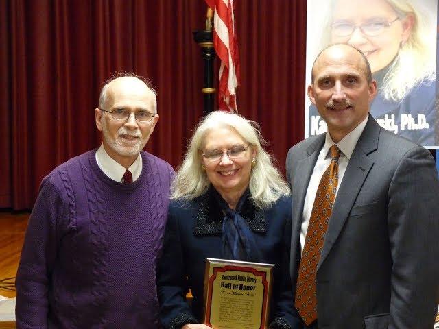 Karen Majewski Hall of Honor 2018