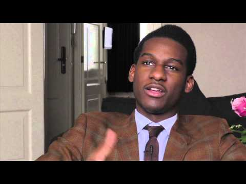 Leon Bridges interview (part 1)