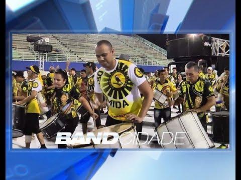 Ensaios técnicos no Sambódromo mostram o brilho das escolas de samba