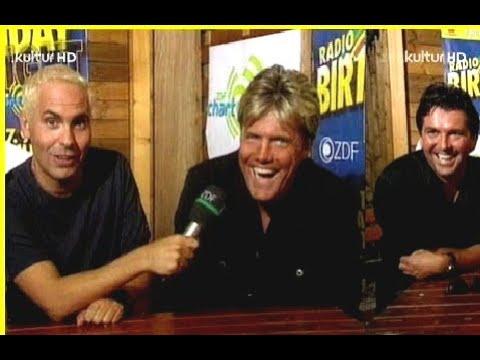 Modern Talking   Interview ZDF  Chart Attack! 25 07 1998