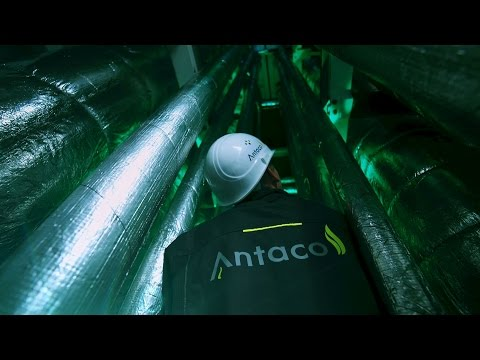 Energy Company Trailer | Antaco | Tech TV Video Production London