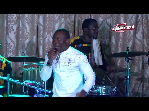Pure Praises with Francis Amo @ Jack Alolome album launch