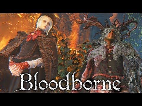 """Bloodborne com os inscritos senha global """"megaman"""""""