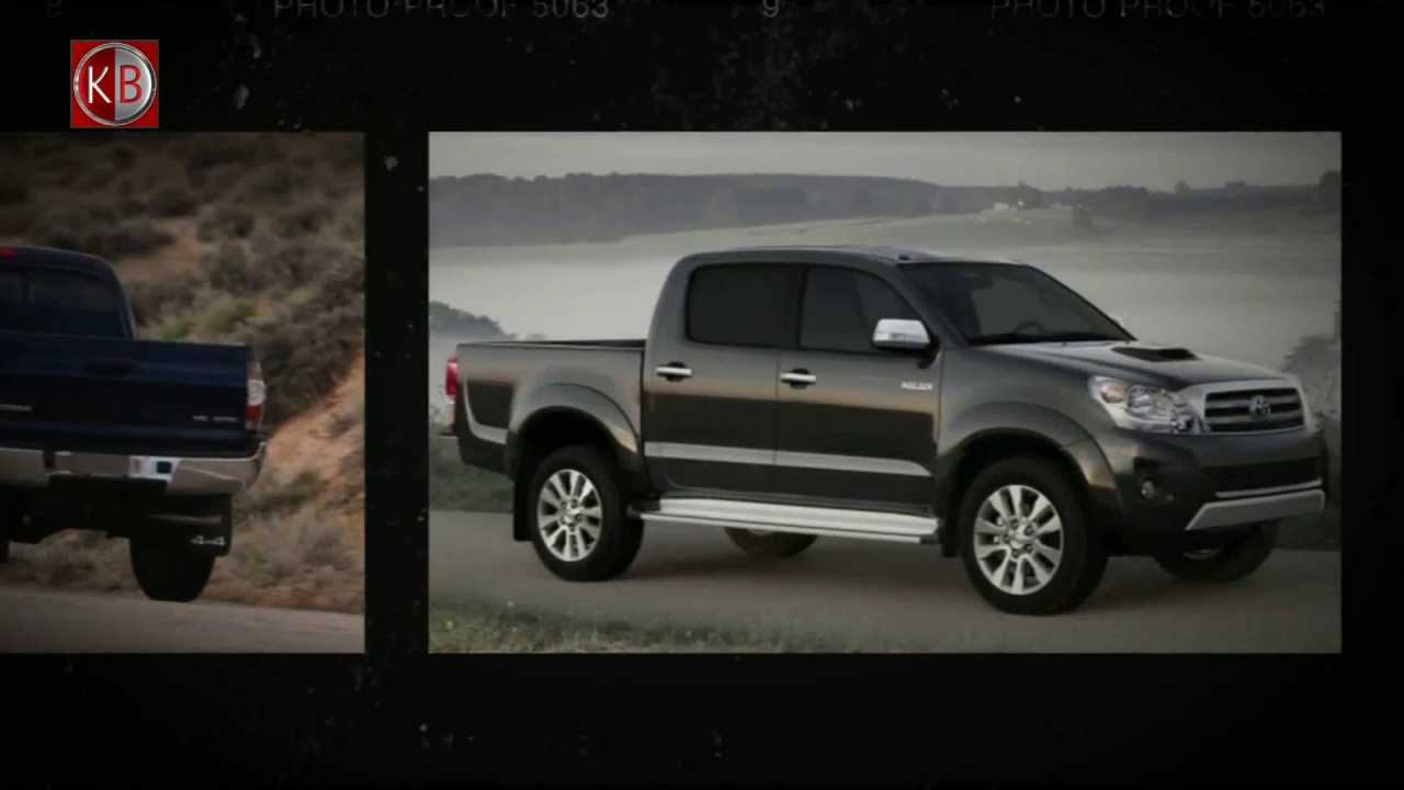 2014 Toyota Tacoma Review - YouTube