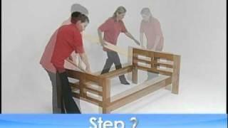 3 3 11 Folding Bunk Bed