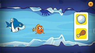 Mini Game Fishdom part 4 Help the fish Gameplay screenshot 4