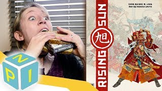 Rising Sun Review - The Kickstarter Experience