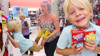 Every Kid In Target EVER!