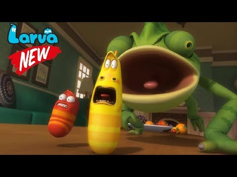 Larva Terbaru New Season  | Episodes Welcome Larva !  Soap Bubbles | Larva 2018 Full Movie