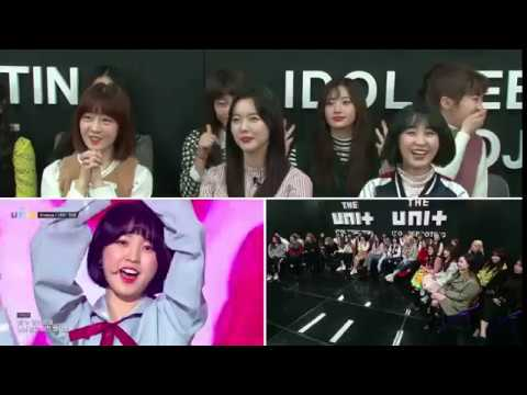 [THE UNIT G/유닛 G]  ALWAYS Performance Reaction