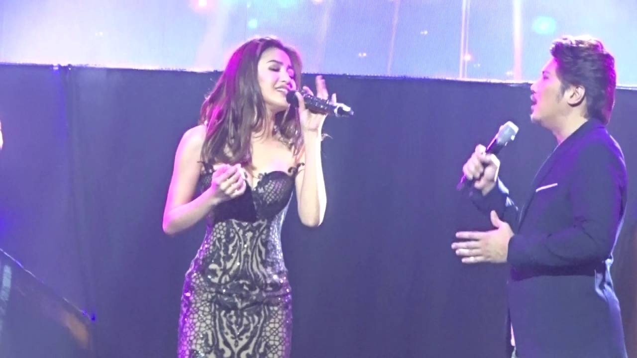 IN CONTROL- Julie with Ogie Alcasid and Janno Gibbs (OPM ICONS)