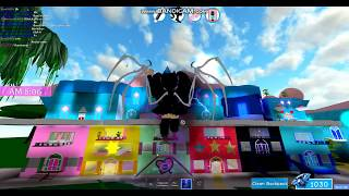 GOING TO FAIRY HIGH SCHOOL IN ROBLOX!-Avi Editor! Fairies & Mermaids Winx High School