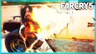 Far Cry 5 #17 - Гори гори ясно!