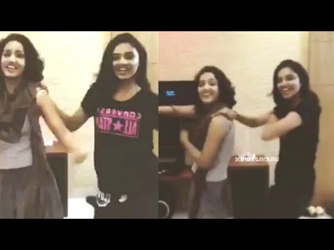 Meenakshi Dileep Viral Dance with Saniya Iyyappan