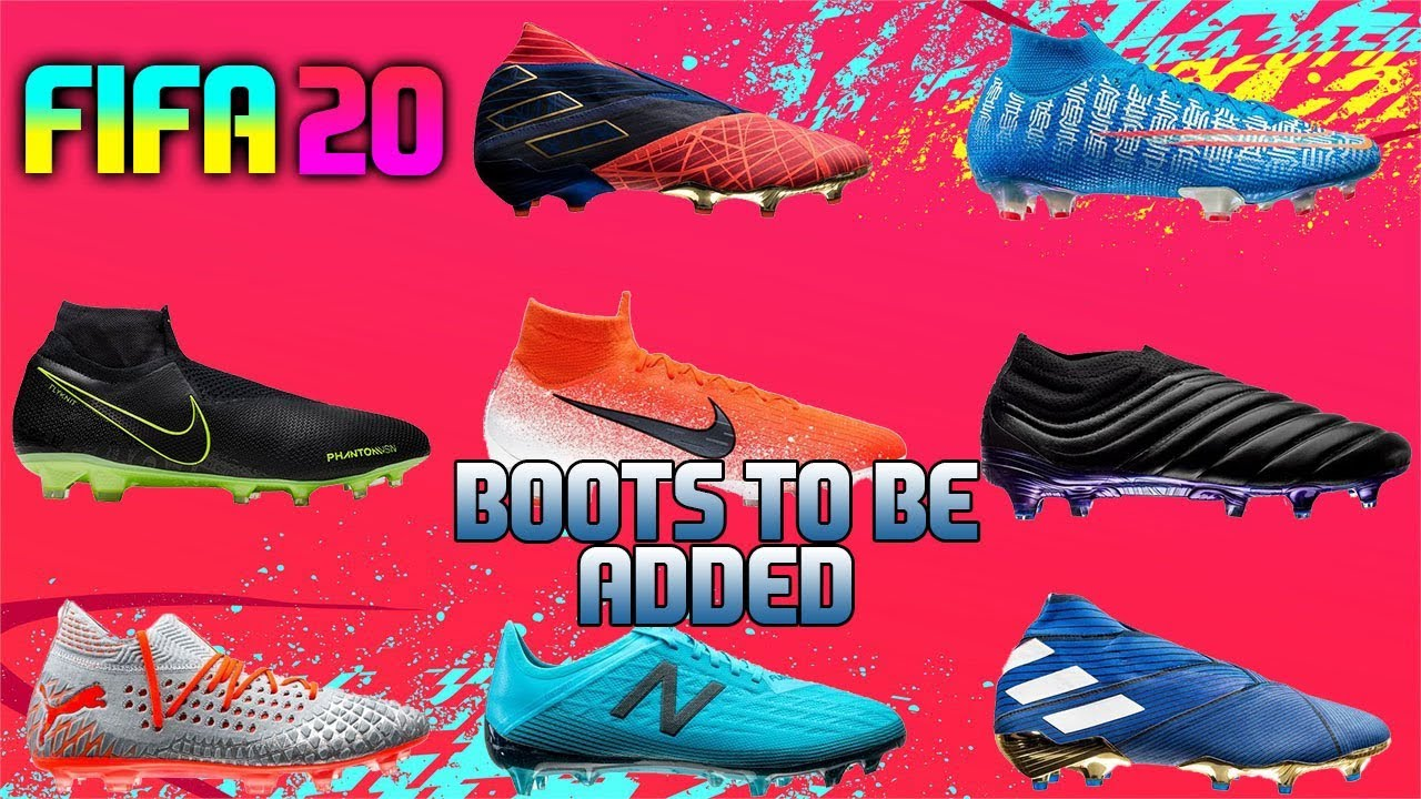 BOOTS BE TO FIFA ADDED 20 CrxoBWde
