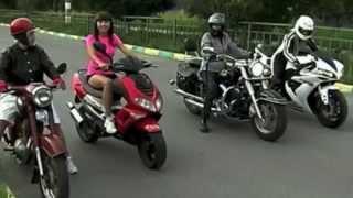 Лия Клюйкова +80!!! летняя мотоциклистка. Мотоспорт. Россия