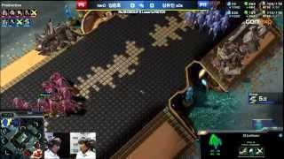 Losers Match Code S Ro16 Group B Match 4, 2015 HOT6 GSL Season 3   StarCraft 2