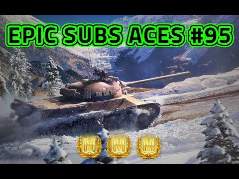 WOT Blitz | Epic Subs Replays #95