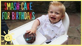 Meg | Smash Cake For 1st Birthday