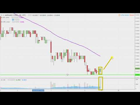 andiamo corporation andi stock chart technical analysis for 08 09