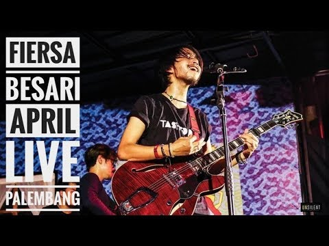 [LYRIC VIDEO] FIERSA BESARI - APRIL | Live From Authenticity - Palembang 2019