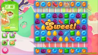 Candy Crush Jelly Saga Level 374 (3 star, No boosters)