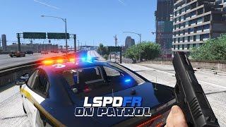 LSPDFR - Day 296 - LSPD POV Patrol