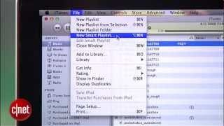 CNET How to: Clean up iTunes using a Smart Playlist