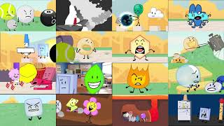 16 BFB Episodes played at once