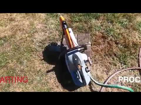 STIHL TS 420 HOT SAW FOR CONTRACTORS!!