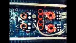 Hifonics BRX 2000.1D Amp Guts / Updates