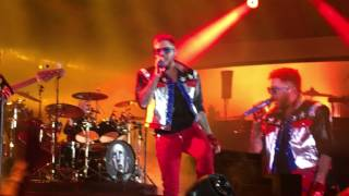 Queen + Adam Lambert - Fat Bottomed Girls - Live @ The Hollywood Bowl (June 27, 2017)