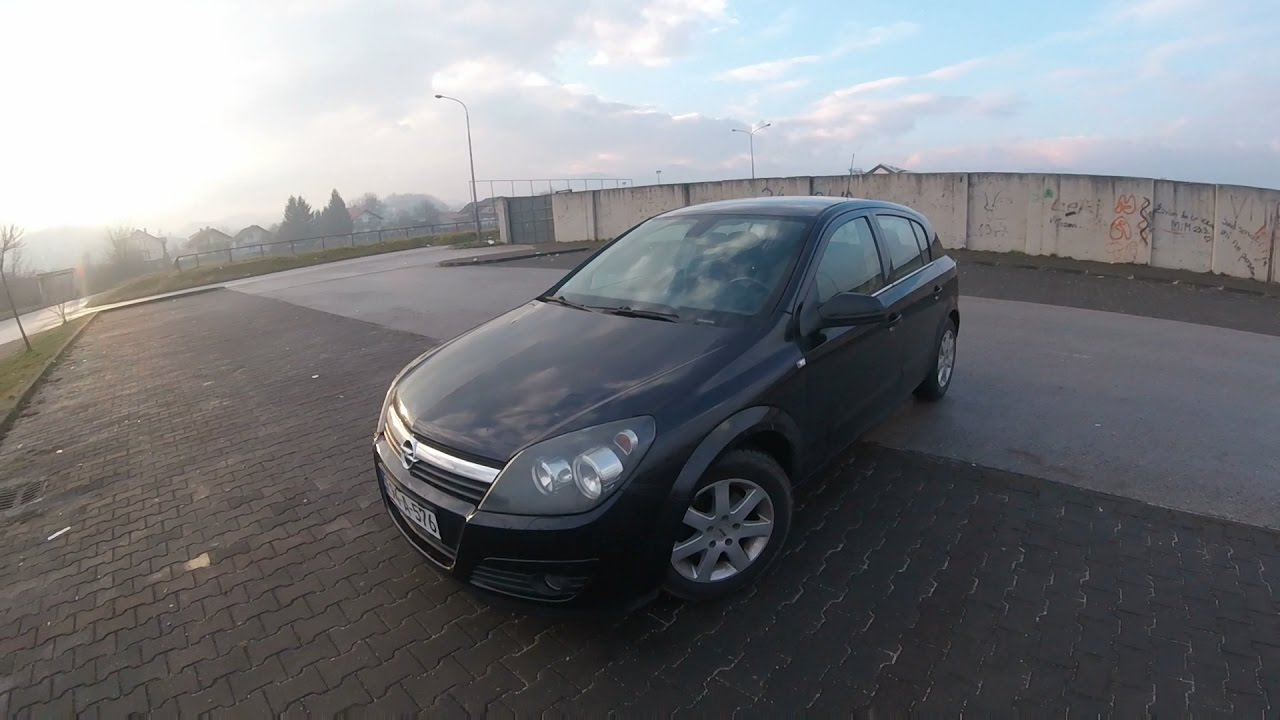 opel astra h 1 7 cdti 2005 review walk around start up youtube. Black Bedroom Furniture Sets. Home Design Ideas