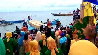 Penjemputan Raja & Kapitan di Ohoi Banda Ely