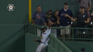 Extended Cut of Bradley Jr. robbing Judge of a home run
